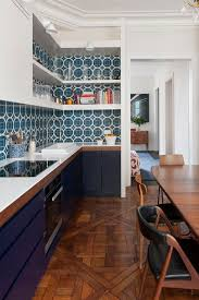 View From The Kitchen To Entree With Aretti Lighting Popham Design Tiles