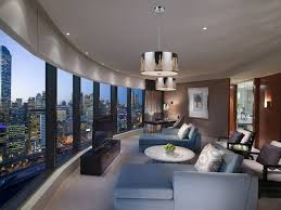 lighting contemporary living room dallas by american