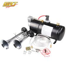 12v Air Compressor With 3 Liter Tank For Air Horn Train Truck RV ... Fisa Musical X5 Air Horns Suits Carvantruck Col Bogey River Wolo Philly Express Horn Free Shipping On All Train Model Hk2 Dual Truck Kit Kleinn By Grover Emergency Marine Amazoncom Super Loud Trumpet 140db Viair Horn 12 And 24 Volt 4 Trumpet Air Loudest Kleinn 159db 125 The Dominator Stainless Steel Horns Of Texas 21 Emergency Youtube Howard County Fire Rescue Engine 61 Responding Q Install Docs Tech 12v Truck