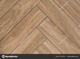 Oak Wood Texture Of Floor With Tiles Immitating Hardwood Flooring Traditional Herringbone Pattern Stock