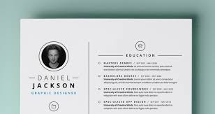 Simple Resume Template Vol4 Title