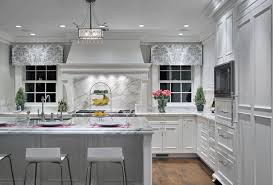 A Touch of Grey Traditional Kitchen New York by Showcase