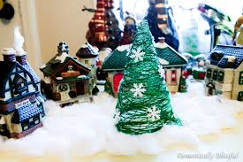 Plastic Wrap Your Christmas Tree by Green String Christmas Tree