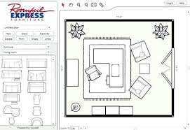 Living Room Layout Tool Create And Print Floor Plans For