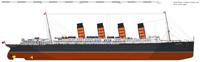 Rms Lusitania Model Sinking by Uncategorized Ocean Liner Blogger