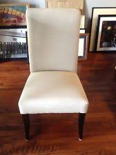 Pottery Barn Napoleon Chair Cushions by Pottery Barn Dining Chairs Ebay