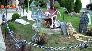 Scary Cubicle Halloween Decorating Ideas by Scary Halloween Decorating Ideas Directions View In Gallery A