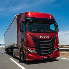 100 Iveco Truck Here Is How To The Interior Of The New IVECO SWAY Looks