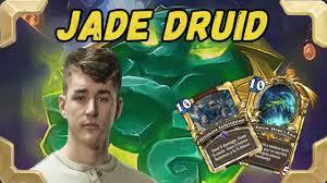 r druid deck kft firebat tries jade druid deck with a yogg frozen throne