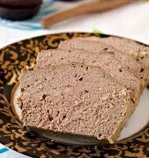 pate de dinde recettes terrine de foie de volailles les meilleures recettes de cuisine