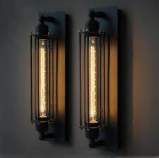 retro corridor wall light edison bulb wall l lighting fixtures