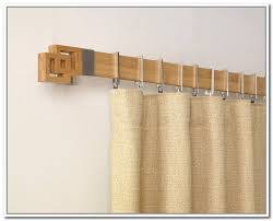 Curtain Rod Holders Allen Roth by Allen Roth 2 Pack White Wood Double Curtain Rod Bracket