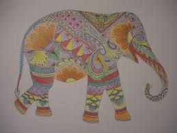 Design By Millie Marotta Colouring InAdult ColoringColoring BooksAnimal KingdomElephant