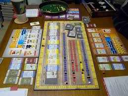 HoodedHawk Board Game Through The Ages