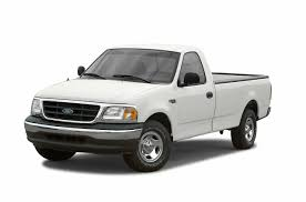 2003 Ford F-150 Information