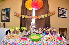 Party Decoration Ideas At Home Opulent Birthday Decorations Baby Pics For Balloon Birt