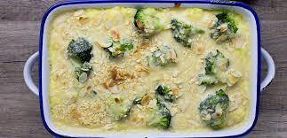 brokkoli kartoffelpüree auflauf