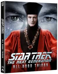 Star Trek The Next Generation Lower Decks by The Trek Collective Tng Season 7 Bluray Details