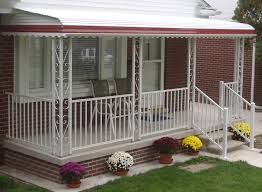 Interesting Design Exterior Awning Designs ~ Adshub Wood Window ... Metal Front Porch Awnings Door Wooden Awning Wood For Home Pergola Design Fabulous Alinum Pergola With Retractable Canopy Pop Up Uk Gazebo White Carrying Bag White Pella Windows With Awning Matched Faux Brick Wall For Decor Exterior Design Sensational Wall X Tent W 4 Removable Window Side Vintage Trailer From Oldtrailercom 72018 Sunbrella Shade Collection Beneficial Patio Your Perfect Day Patio Closeup Of Bluewhite Striped Above Blue Front Door In Guard Protect Your Rv The Sun And Weather