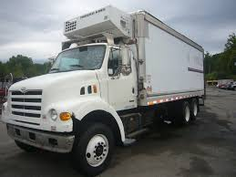 2000 Sterling L7500 Tandem Axle Refrigerated Box Truck For Sale By ...