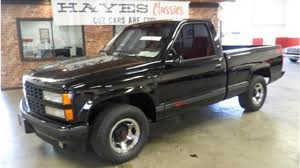 1990 Chevrolet Silverado 1500 2WD Regular Cab 454 SS For Sale Near ...