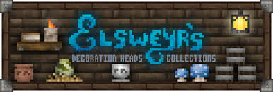 Elsweyr s Decoration Heads Collections