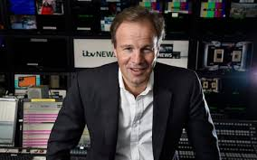 Tom Bradby ITV Newsreader Has Been Absent From The Nightly News At Ten Programme