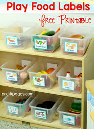 Dramatic Play Center In Preschool Pre