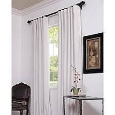 Extra Long Curtain Rods 180 Inches by Extra Long Curtain Rods 180 Inches Begenn With 108 Inch White