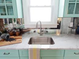 Vintage Metal Kitchen Cabinets With Sink by Kitchen Island Countertops Pictures U0026 Ideas From Hgtv Hgtv