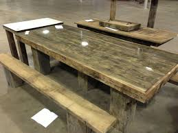 Old Barn Wood Picnic Table | Picnic Tables | Pinterest | Picnic ... Pnic Table Designs 2167 Accessible Pnic Table With Seats Fniture Alluring Ding Room And Bench Sets Chairs Walnut Ana White Pottery Barn Rustic Dinner Grey Home Design Excellent Indoor Large Reclaimed Oak Monastery Mobius Living Outdoor Made Kee Klamp Pipe Fittings Tables Amazing Nadeau Nashville Console Top Diy Rectangle With Umbrella Detached Patio Ideas Oversized Cushions Magnificent