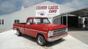 1969 Ford F100 For Sale 100748857 | Airstreams And Ford Pickups ...