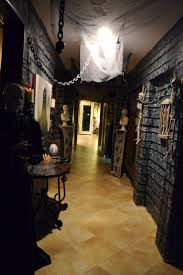Interior And Exterior Best 25 Haunted House Decorations Ideas On