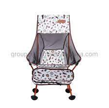 China Outdoor Folding Chair Moon Chair Aluminum Beach Chair ...