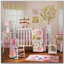 Baby Nursery Decor Edit Baby Girls Nursery Bedding Themes Sample