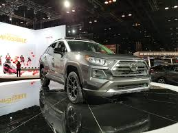 100 Motor Trend Truck Of The Year History A Buffed Up 2020 Toyota RAV4 Was Built On Pillars A Rally SUV