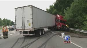 Jackknifed Tractor-trailer Causes Traffic Jams On I-95 SB | 6abc.com Semi Jackknifes On Icy Hwy 20 Driver Cited Ktvz Two Police Officers 2 Others Injured In Crash When Truck Jackknifed Semi Creates Traffic Snarl I44 Near Catoosa Tulsas I75 Reopens After Jackknifed Cleared Sw Detroit Causes Sthbound I15 Salt Jackknifed Truck Youtube Route 3 North Closed Near Putnam Bridge For Tractor A Hgv Heavy Goods Vehicle Lorry Stuck A Stock Delays I65 Tractor Trailer I91 New Haven Connecticut Shuts Down Inrstate 15 Bannock County Wreck I70 Cdot Offering Tire Checks