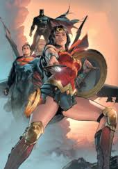Wonder Womans Revised Look On The Cover Of Trinity Vol 2 4 February 2017 Art By Clay Mann And Brad Anderson