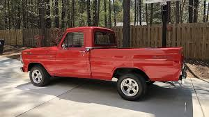 100 Autotrader Trucks 1972 Ford F100 2WD Regular Cab For Sale Near RALEIGH North