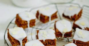 lebkuchen mit zuckerguss