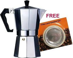 Electric Cuban Coffee Maker Press Best