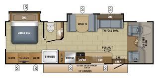 C Floor Plans by 2018 Greyhawk Prestige Class C Motorhome Floorplans Prices