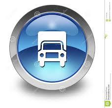 Icon, Button, Pictogram Trucks Stock Illustration - Illustration Of ...