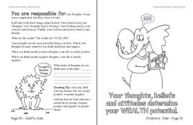 The Financial Wisdom Coloring Book For Kids And Parents Is NOT Your Normal Every Day Childrens Or Activity