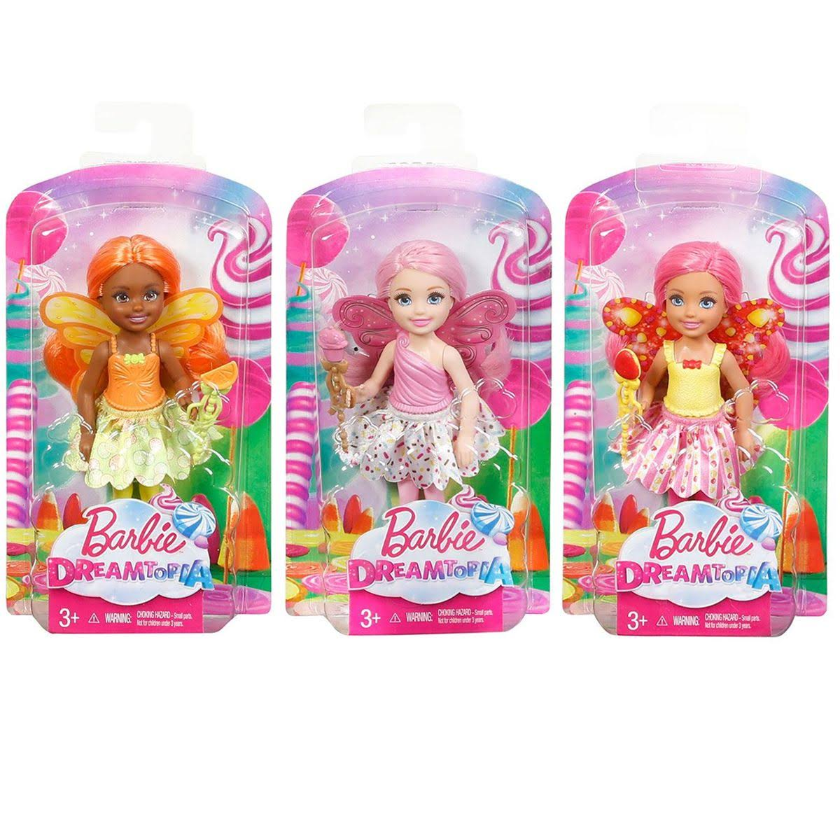 Barbie Dreamtopia Small Fairy Dolls