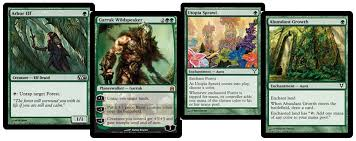 green devotion elves combo infinite modern mtg deck