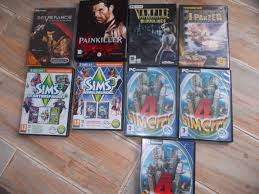 Lot Of 7 PC Games