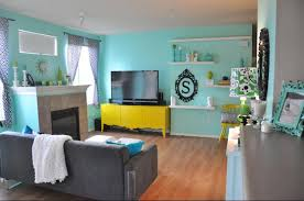 Teal Living Room Walls by Teal Living Room Home Living Room Ideas