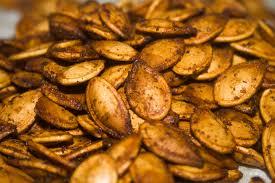 Roasting Pumpkin Seeds In The Oven Cinnamon by The Best Roasted Pumpkin Seeds Ever U2013 Bakerlady