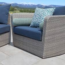 Sirio Patio Furniture Covers Canada by Sirio Venice 4 Piece Patio Furniture Set Grey Amazon Ca Patio
